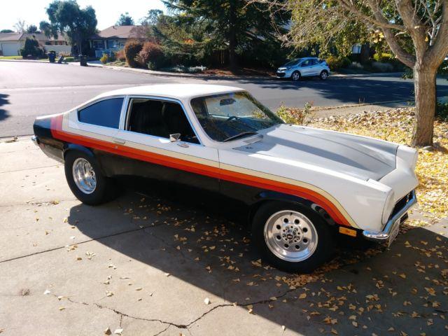 71 Chevy Vega GT Street/Drag Race Car - Classic 1971 Chevrolet Vega