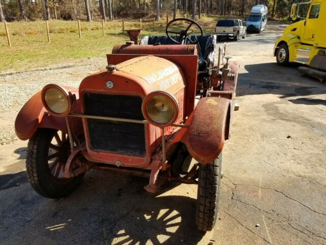 1924 REO SPEEDWAGON Pumper Fire Truck - Classic 1924 Other
