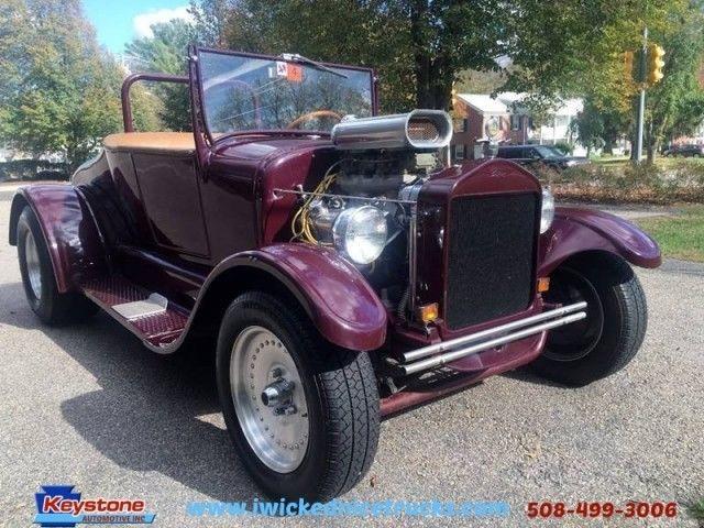 1927 Ford Hot Rod Custom Fiberglass Body - Classic 1927 Ford Model A