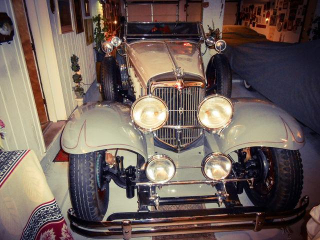 1931 CHRYSLER ROADSTER RESTO MOD GREAT GATSBY CUSTOM DUESENBERG
