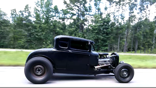 1932 Chevy Woody Rat Rod Custom Chopped Channeled – Dibujos Para