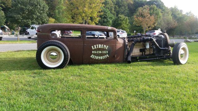 1932 Chevy Diesel Rat Rod - Classic 1932 Chevrolet