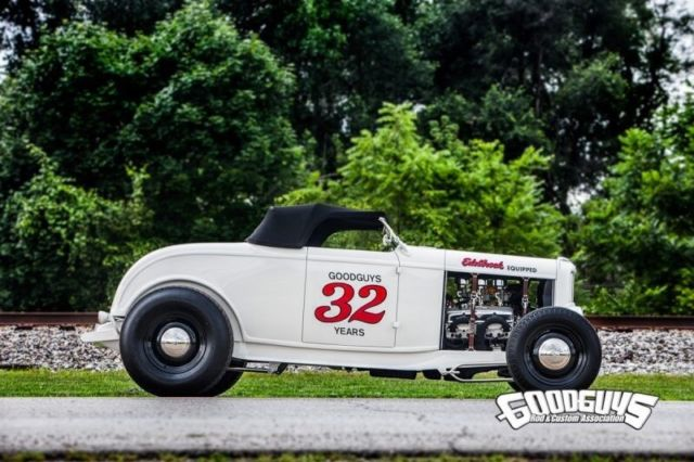 1932 Ford Roadster GOODGUYS 2016 giveaway Mike Goldman Build