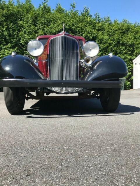 1934 Pontiac Touring Sedan Straight 8 NO RESERVE! - Classic