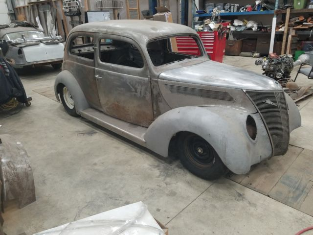 1937 Ford 2 Door Slantback Sedan Classic 1937 Ford Other