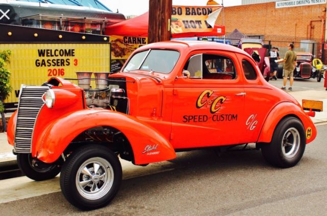 1938 Chevy Coupe Gasser - Classic 1938 Chevrolet Other for sale