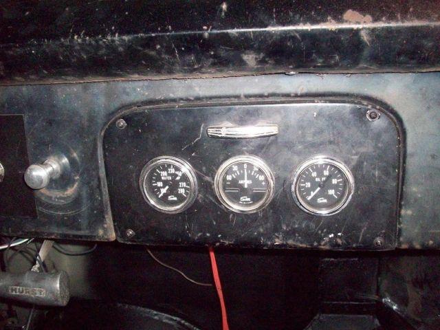 1938 ford pickup rat rod gasser