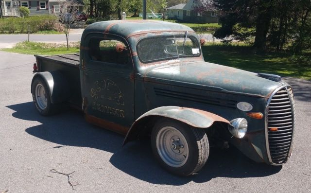 1939 ford pickup rat rod classic 1939 ford other pickups. Black Bedroom Furniture Sets. Home Design Ideas