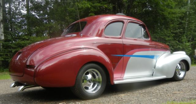 Cars 1940 Chevy Coupe For Sale
