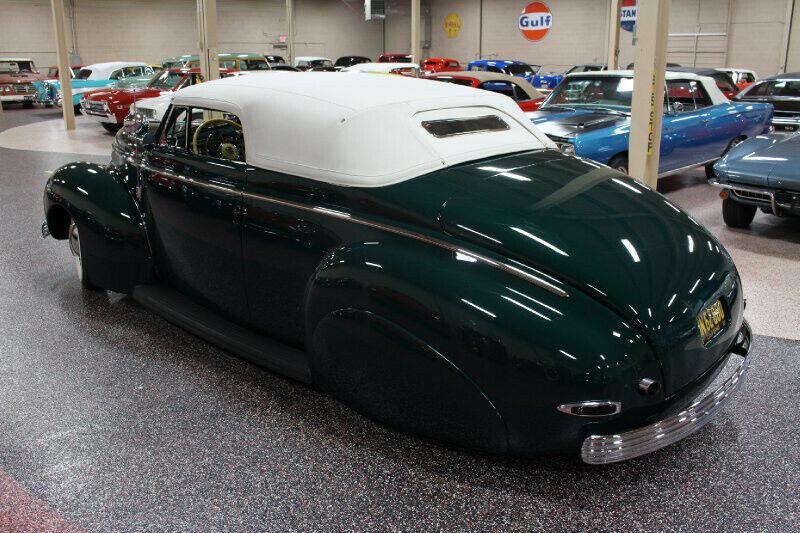 1940 Mercury Convertible - Classic 1940 Mercury Hot Rod ...
