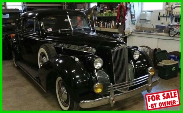 1940 Packard 120 Business Coupe Original Classic Rare Manual