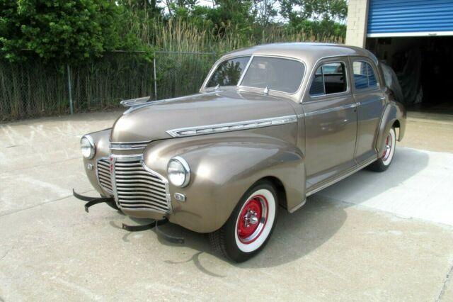 1941 chevy fleetline solid - Classic 1941 Chevrolet