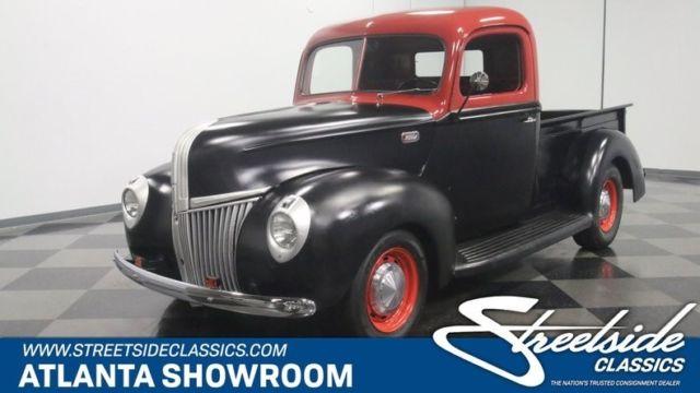 1941 Ford Truck Pickup Truck Flathead V8 Manual Classic