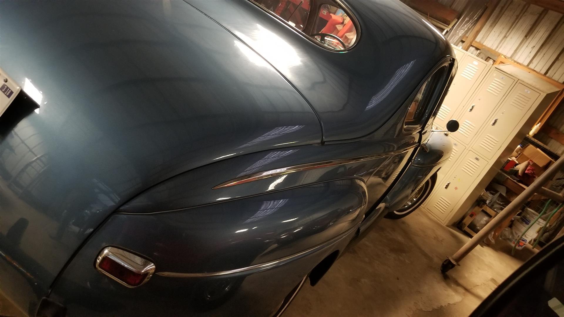 1941 Mercury Coupe Flathead V8 Ford 9 Rear End Factory A C 4 Door Sedan Drives Great