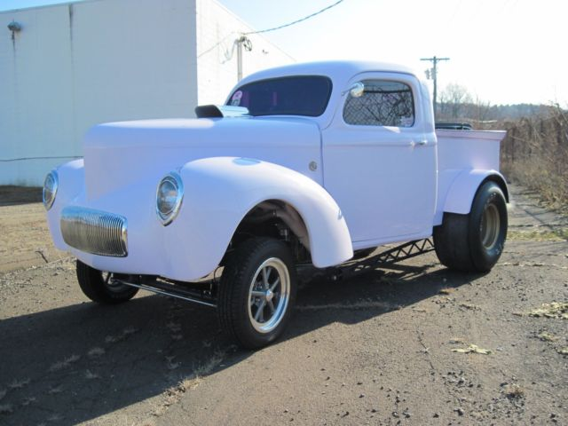 1941 Willy's Pickup - Classic 1941 Willys for sale