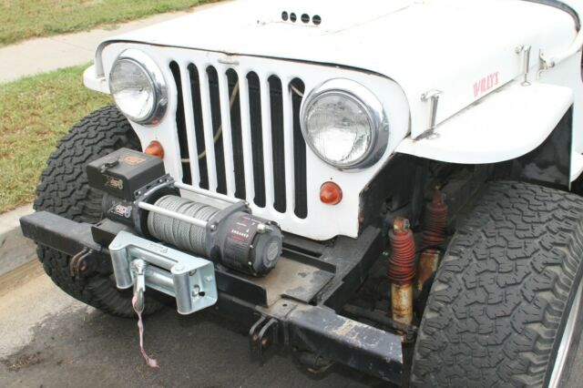 1945 Willys CJ2A With Fresh Chevy Performance 350 Crate