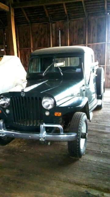 Willys Jeep Truck For Sale >> 1946 Willys Jeep Pickup Truck In Excellent Condition