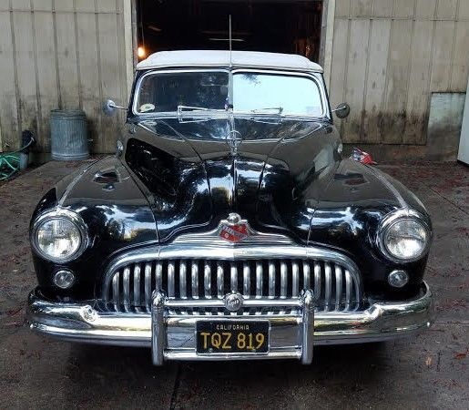 Buick Cars For Sale: 1948 Buick Super 8 Convertible
