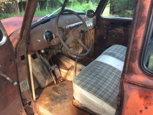 1948 GMC 5 Window Rat Rod Pickup Truck Buick 455 Big Block