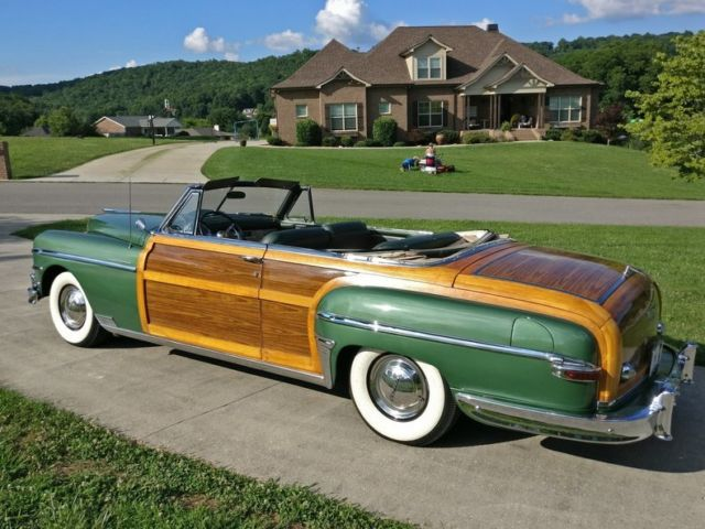 1949 Chrysler Town&County Convertible - Classic 1949 ...