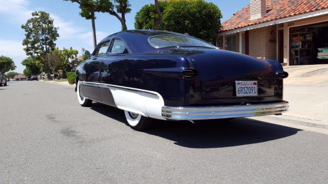 1949 FORD SHOEBOX CHOPPED CUSTOM - Classic 1949 Ford Shoebox custom