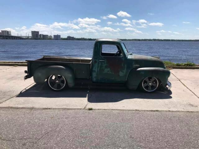 1949 Gmc 100 Pickup Chevy V8 Hot Rod Patina Truck