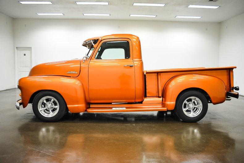 1949 GMC 1500 2712 Miles Burnt Orange Metallic Pickup Truck