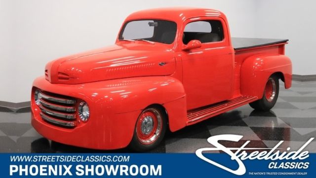 1950 Ford F-1 Pickup Truck 350 LT1 V8 4 Speed Automatic w