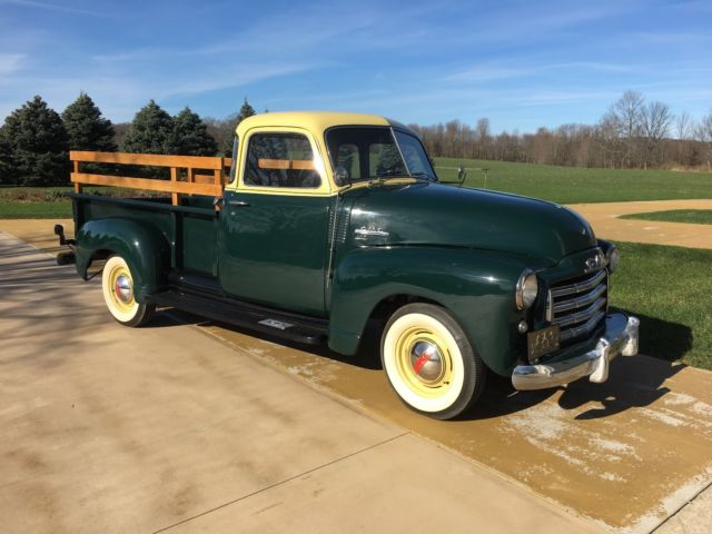 1950 gmc 1 2 ton pickup classic 1950 gmc fc102 for sale. Black Bedroom Furniture Sets. Home Design Ideas