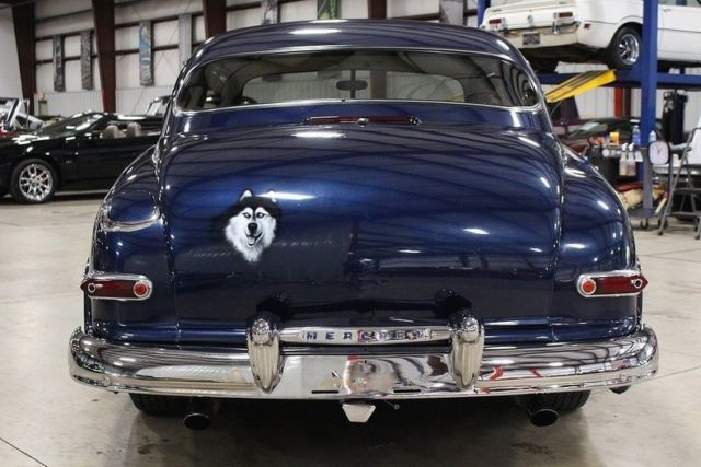 1950 Mercury Coupe 0 Blue Coupe 350 V8 Automatic - Classic