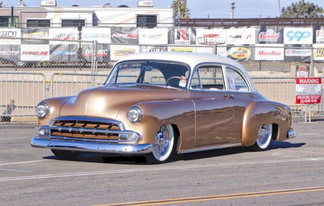 1951 Chevy Chevrolet Styleline Deluxe