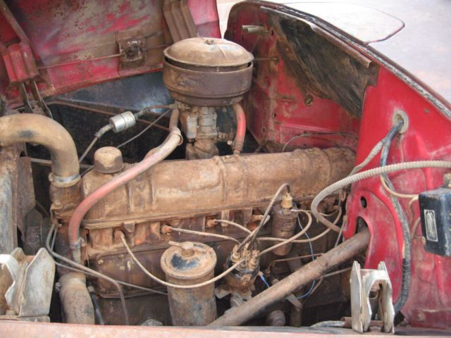 1952 International L 110 Truck Rat Rod Custom Build Patina