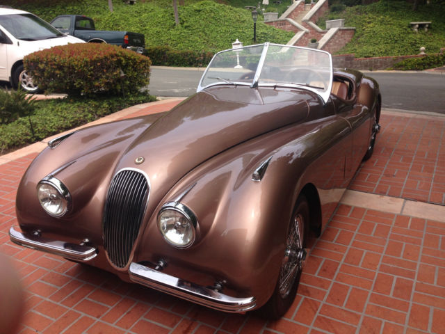 1951 Jaguar XK120 SE - Classic 1951 Jaguar XK