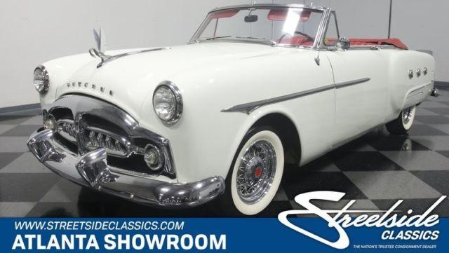 1951 Packard 250 Convertible Convertible Straight 8