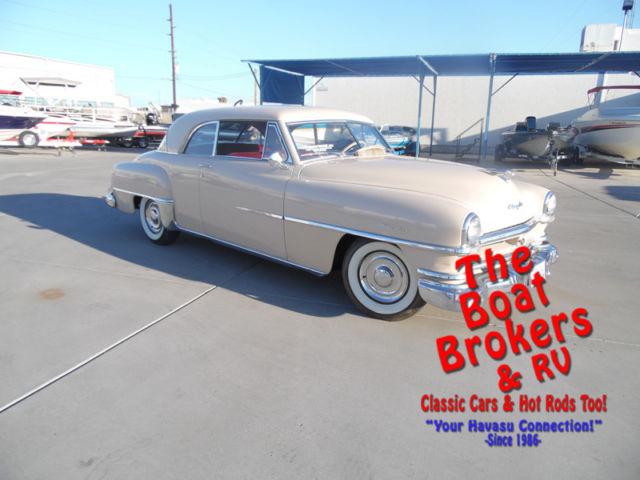 1952 classic chrysler newport 2 door sedan all original great price 1952 classic chrysler newport 2 door sedan all original great price freerunsca Image collections