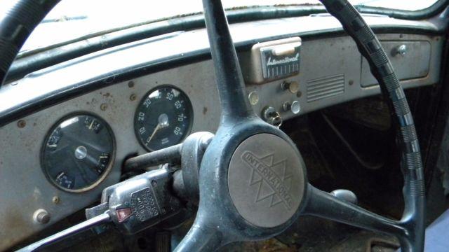 1952 International L110 Pickup Truck 220 cid 115
