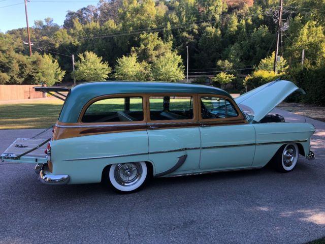 1953 Chevrolet Townsman Tin Woody Wagon Classic 1953