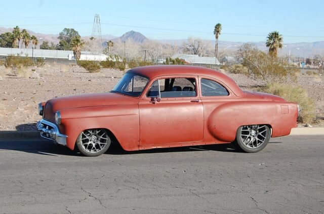 1953 Chevy Coupe Hot Rodroad Racedrag Car Classic 1953 Chevrolet