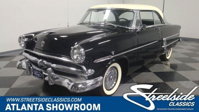 1953 Ford Victoria Coupe 239 Flathead V8 Automatic Classic