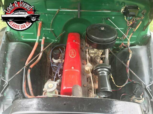 1953 GMC 1/2 Ton Short Box 999999 Miles 228ci T-10 5 Speed