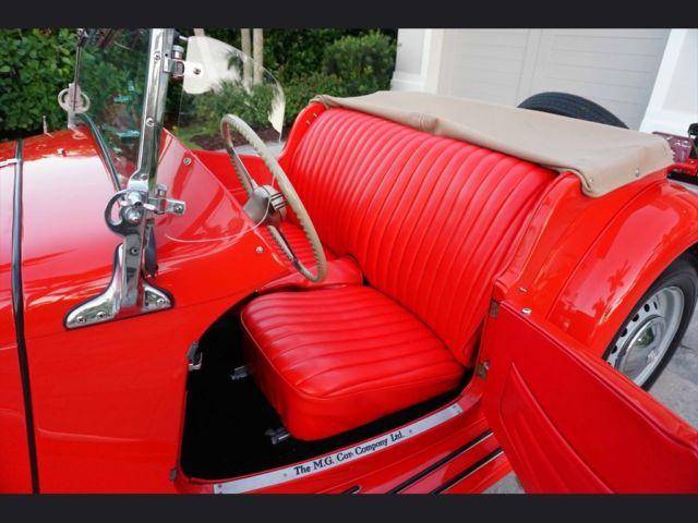 1953 MG TD Midget Roadster - Restored, Immaculate ...  Mg Td Wiring Diagram on mg td chassis, mg td heater, mg td frame, mg td turn signals, mg td dimensions, mg td speedometer, mg td clock, mg tf wiring diagram, mg td specifications, mg td manual, mg td distributor, mg td transmission, mg td parts catalog, mg td wiring harness installation, mg td wiper motor, mg td headlights, mg td rear suspension, mg td generator, mg td cooling system,