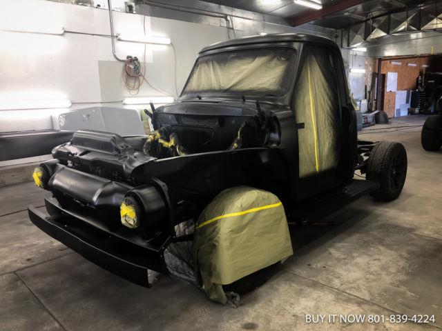 1954 FORD F100 FRAME UP RESTORED! 400HP 302 V8, NEW PAINT