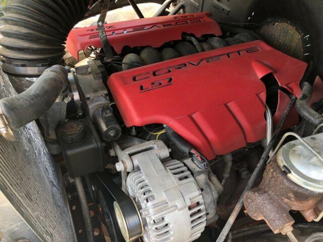 1955 Rare model Truck LS6 motor - Classic 1955 Chevrolet