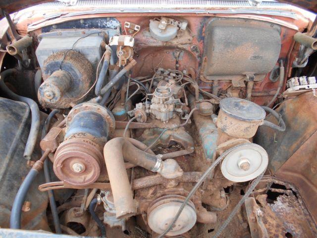 1956 Buick Special/Parts Nailhead Glass Dash Trim - Classic