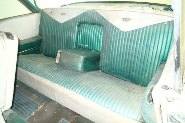 1956 Cadillac Eldorado Biarritz (with AC) and Seville Parts