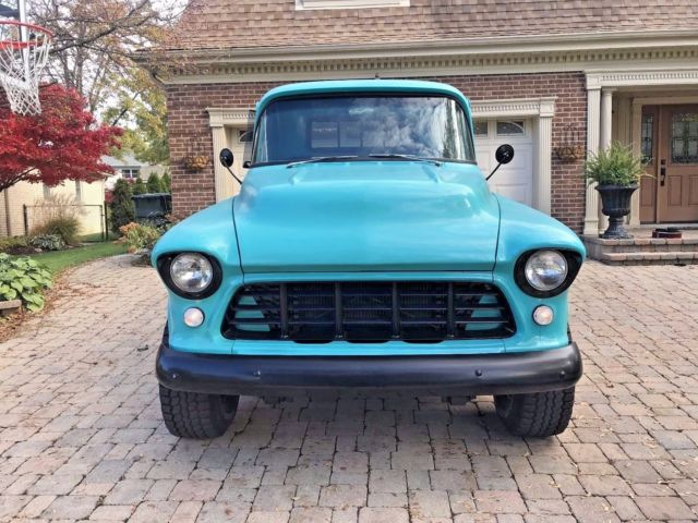 1956 Chevrolet 3100 4x4 Pick Up Truck Classic 1956