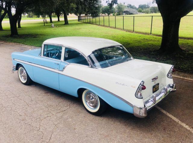1956 chevy restoration