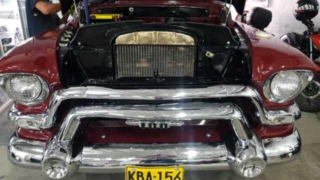 1956 GMC 100 Deluxe Short Bed big window  Frame off restored