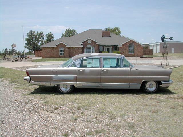 1956 Lincoln Premiere - Classic 1956 Lincoln Premiere for sale