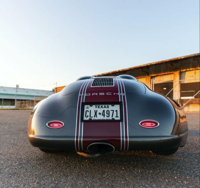 1956 Porsche 356 Pro-Touring Resto-Mod Widebody Speedster